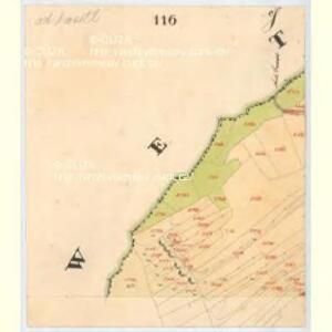 Hoschlowitz - c1794-1-007 - Kaiserpflichtexemplar der Landkarten des stabilen Katasters