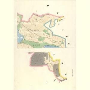 Welleschitz (Welessice) - c8364-1-001 - Kaiserpflichtexemplar der Landkarten des stabilen Katasters