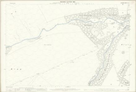 Durham XL.4 (includes: South Bedburn) - 25 Inch Map