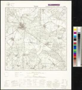 Meßtischblatt 2042 : Gnoien, 1935