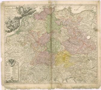 Homannův atlas světa