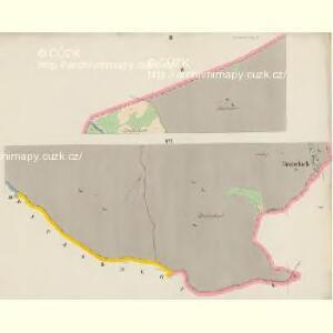 Breitenbach - c6050-2-002 - Kaiserpflichtexemplar der Landkarten des stabilen Katasters