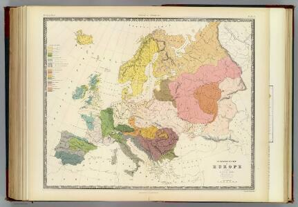 Ethnographic, Europe.