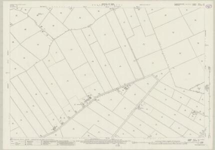 Cambridgeshire XVI.12 (includes: Manea; Upwell; Welney; Wimblington) - 25 Inch Map