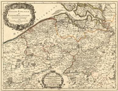Flandre Espagnole et Flandre Hollandoise