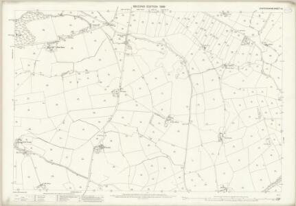 Staffordshire V.6 (includes: Fawfieldhead; Heathylee; Longnor; Sheen) - 25 Inch Map