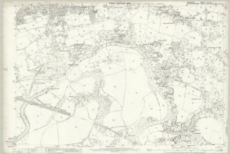 Somerset VI.4 (includes: Bristol; Kingswood) - 25 Inch Map