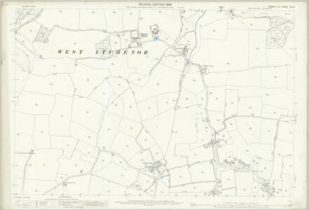 Sussex LXXII.4 (includes: Birdham; West Itchenor; West Wittering) - 25 Inch Map