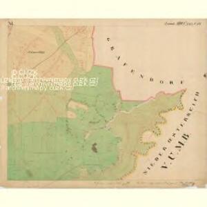 Hoeflein - m0703-1-011 - Kaiserpflichtexemplar der Landkarten des stabilen Katasters