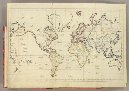 (World map)