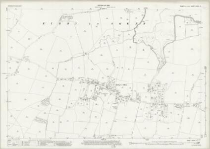 Essex (New Series 1913-) n XXXIX.12 (includes: Frinton and Walton; Thorpe Le Soken) - 25 Inch Map
