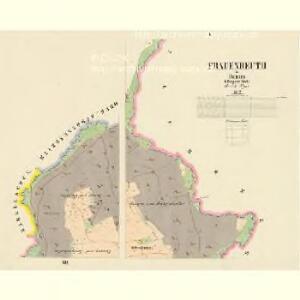 Frauenreuth - c3328-2-004 - Kaiserpflichtexemplar der Landkarten des stabilen Katasters