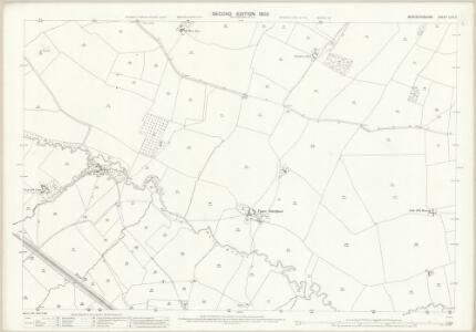 Worcestershire LVIII.2 (includes: Blockley; Stretton on Fosse) - 25 Inch Map