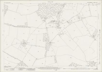 Buckinghamshire XLVI.8 (includes: Great Marlow; High Wycombe; West Wycombe Rural) - 25 Inch Map