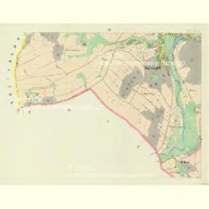 Wichstadtl (Mlatkow) - c4739-1-003 - Kaiserpflichtexemplar der Landkarten des stabilen Katasters