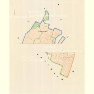 Strzelitz - m2909-1-001 - Kaiserpflichtexemplar der Landkarten des stabilen Katasters