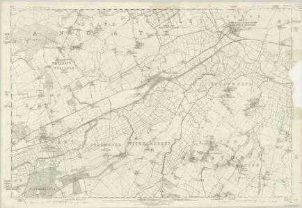 Kent XXXVI - OS Six-Inch Map