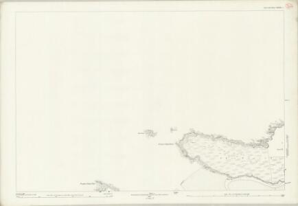 Cornwall XXXIX.2 (includes: Newquay) - 25 Inch Map