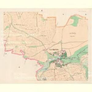 Stiechowitz - c7764-1-002 - Kaiserpflichtexemplar der Landkarten des stabilen Katasters