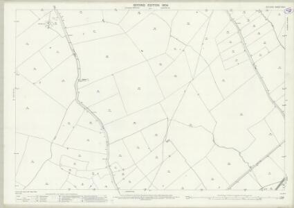 Rutland XV.2 (includes: Caldecott; Liddington; Stoke Dry; Thorpe By Water) - 25 Inch Map