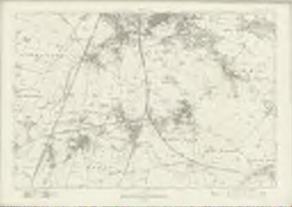 Leicestershire XXXVII - OS Six-Inch Map