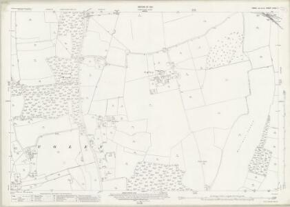 Essex (New Series 1913-) n XXIII.7 (includes: Quendon and Rickling; Ugley) - 25 Inch Map