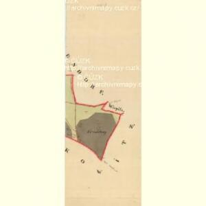 Althart - m2852-1-016 - Kaiserpflichtexemplar der Landkarten des stabilen Katasters