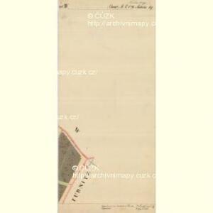 Lunderburg - m0243-1-027 - Kaiserpflichtexemplar der Landkarten des stabilen Katasters