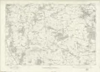 Derbyshire XLV - OS Six-Inch Map