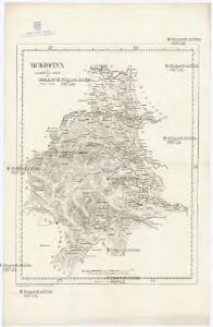 Bukowina oder oestreich'scher Antheil der Moldau