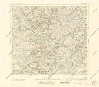 Karte des westlichen Russlands R16
