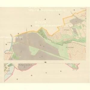 Schinkau (Žinkow) - c9444-1-001 - Kaiserpflichtexemplar der Landkarten des stabilen Katasters