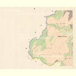Sigertzau (Zigartitz) - m1736-2-002 - Kaiserpflichtexemplar der Landkarten des stabilen Katasters
