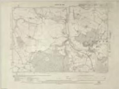Worcestershire IIIa.SE & VII NE - OS Six-Inch Map