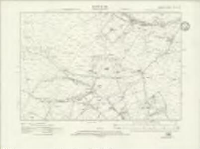 Durham XXIII.NW - OS Six-Inch Map