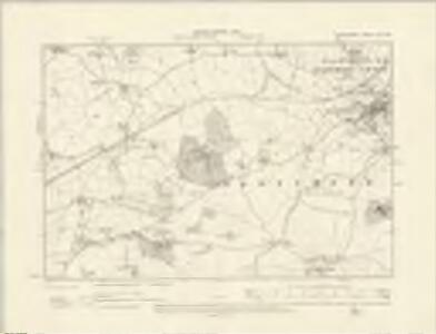 Shropshire XIII.NW - OS Six-Inch Map