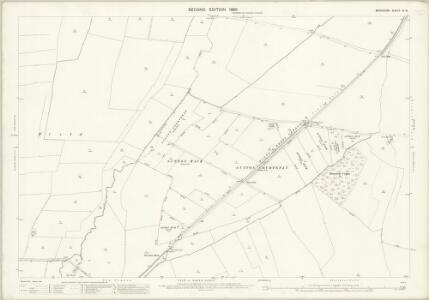 Berkshire IX.16 (includes: Drayton; East Hanney; Steventon) - 25 Inch Map