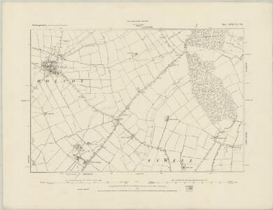 Northamptonshire XXXVIII.NW - OS Six-Inch Map