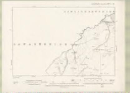 Edinburghshire Sheet X.SW - OS 6 Inch map