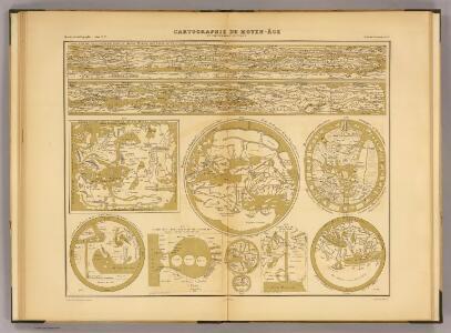 Cartographie du Moyen-Age et cartographie orientale.
