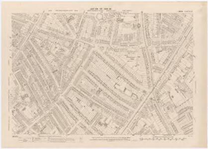 London XI.33 - OS London Town Plan