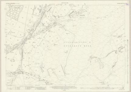 Durham XVI.8 (includes: Edmondbyers; Hunstanworth) - 25 Inch Map