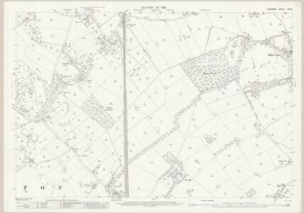 Cheshire XXII.6 (includes: Barnston; Brimstage; Gayton; Heswall cum Oldfield; Neston cum Parkgate; Thornton Hough) - 25 Inch Map