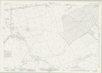 Essex (New Series 1913-) n XIV.9 (includes: Debden; Wimbish) - 25 Inch Map