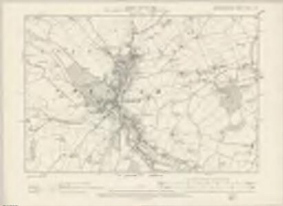 Buckinghamshire XXXIX.SW - OS Six-Inch Map