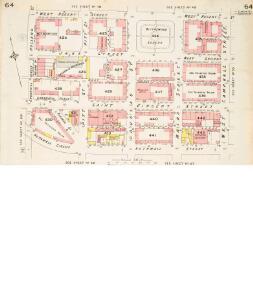 Insurance Plan of Glasgow Vol. III: sheet 64-1