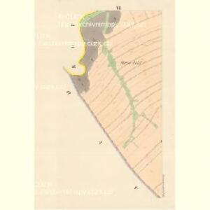 Partschendorf (Bartossowice) - m0035-1-006 - Kaiserpflichtexemplar der Landkarten des stabilen Katasters