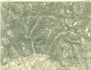 III. vojenské mapování 4364/1