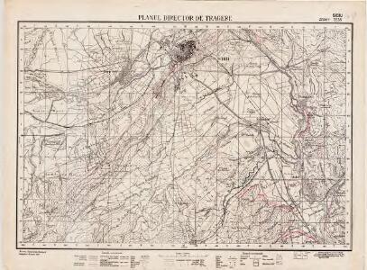 Lambert-Cholesky sheet 3258 (Sibiu)
