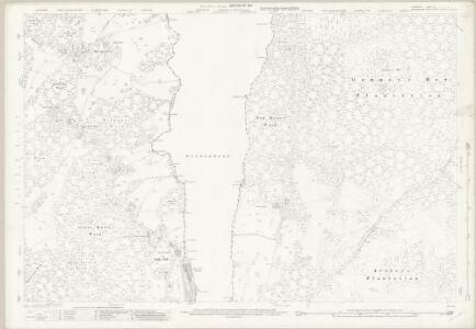 Lancashire VIII.11 (includes: Cartmel Fell; Colton; Staveley; Windermere) - 25 Inch Map